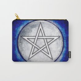 Moon Pentagram Carry-All Pouch