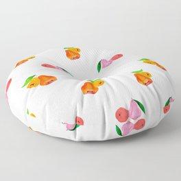 Jambu II (Wax Apple) - Singapore Tropical Fruits Series Floor Pillow