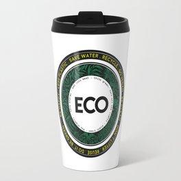 Eco-Logo Travel Mug