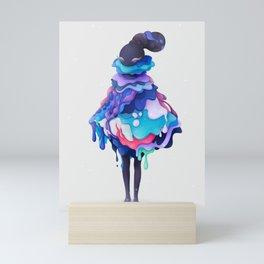 Lollipop Queen Mini Art Print