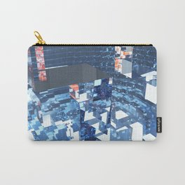 CRYSTAL EXPLOSION Carry-All Pouch