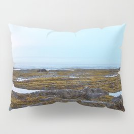 Tidal Shelf and the Fog Pillow Sham