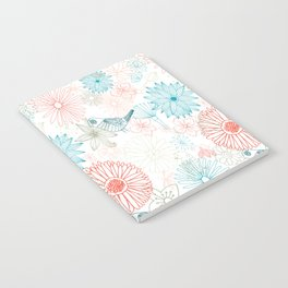 Floral dreams Notebook