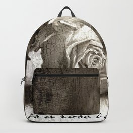 ROSE - vintage version Backpack