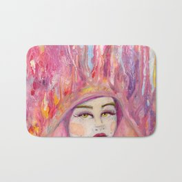 Head in the Clouds Bath Mat