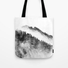 Misty Forest 2 Tote Bag