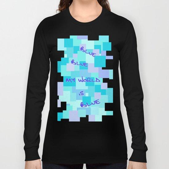 Aquasquare Cubed Long Sleeve T-shirt