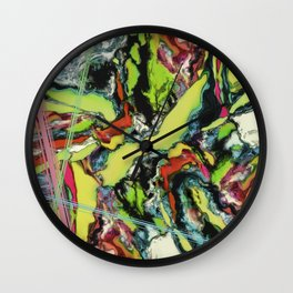 Stressor Wall Clock