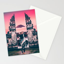 Bali Views Stationery Cards