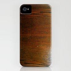 wood.05 iPhone (4, 4s) Slim Case