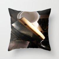 baking Throw Pillows featuring Baking by SEB Market BK