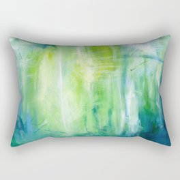 The Underneath (Cave Dream) Rectangular Pillow