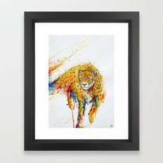 Atalanta Framed Art Print