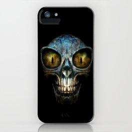 ALIEN NIGHTMARE iPhone Case