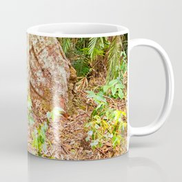 A firm grip on mother earth Coffee Mug