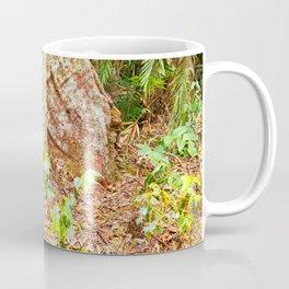 A firm grip on mother earth Coffee Mug