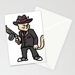 shooting gift sport pistol rifle gun Stationery Cards