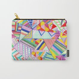 CIRCUS -C A N D Y- POP Carry-All Pouch