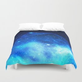 Jelly Nebula Duvet Cover