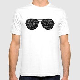 Stan Lee Quote, Superhero T-shirt