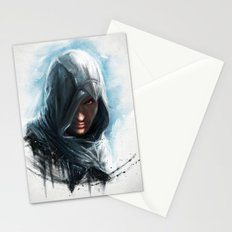 'We work in the dark, to serve the light'...Altair Stationery Cards