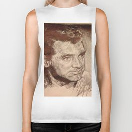 Cary Grant Biker Tank