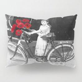 Poppy Girl Pillow Sham