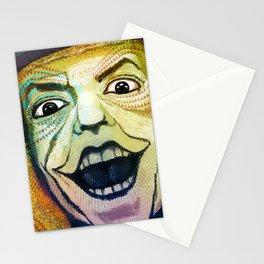 Joker Old Stationery Cards