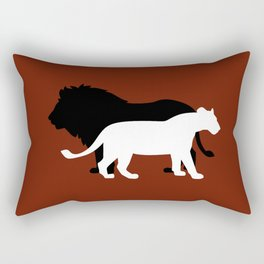 Wild Love Rectangular Pillow
