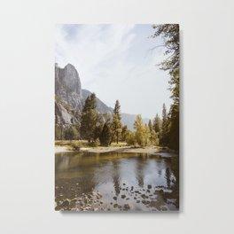 Ol' River Metal Print