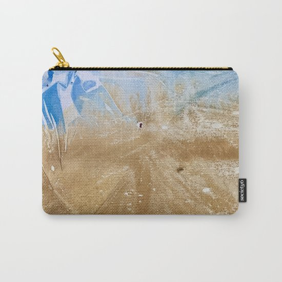 Take me to the beach, Leave me there alone Carry-All Pouch