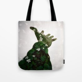 Reach Too Tote Bag