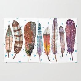 Feathers III Rug