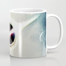 Interstellar Inspired Fictional Sci-Fi Teaser Movie Poster Mug