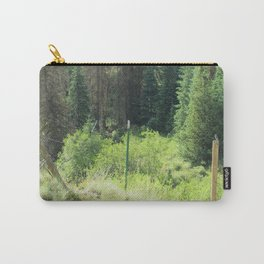 Exuberance of a Wanderer Carry-All Pouch