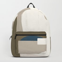 Branded Abstract 8 Backpack