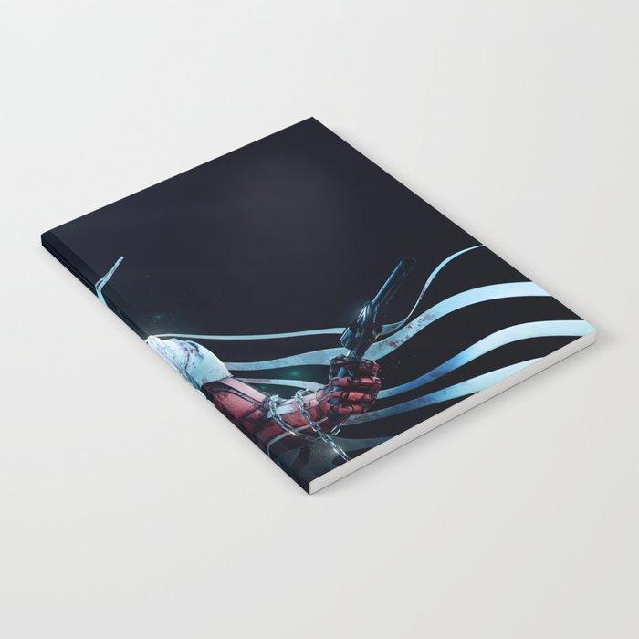 Spawn Horizontal2 Notebook