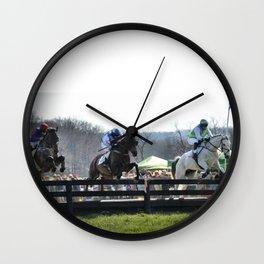 3 wide Wall Clock