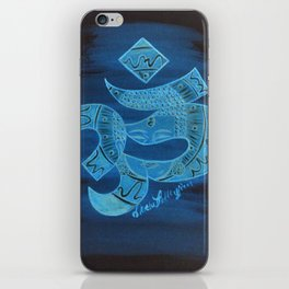 See Buddha in Everything #2 iPhone Skin