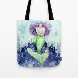 Reef Mermaid Tote Bag