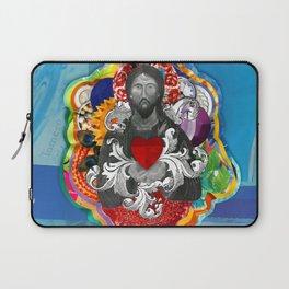 Sagrado Coração de Jesus (Sacred Heart) #2 Laptop Sleeve