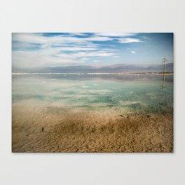 Dead Sea #1 Canvas Print
