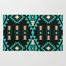 American Native Pattern No. 158 Rug