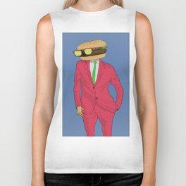 Burger Mr. Biker Tank