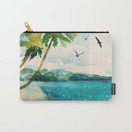 Palm Trees 1 Carry-All Pouch