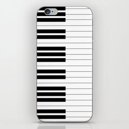"Chopin - Prelude Op. 28 No. 15 ""Raindrop"" iPhone Skin"