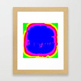 Verloren Gebit Framed Art Print