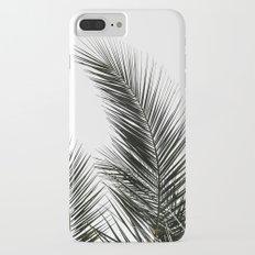 Palm Leaves iPhone 7 Plus Slim Case
