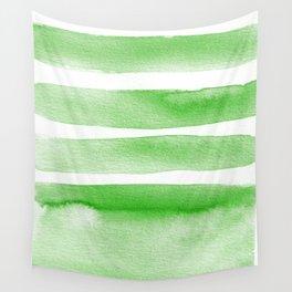 Minimalist Green Wall Tapestry