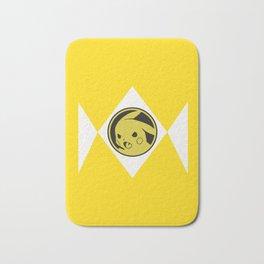 Power Ranger, Pika-chu, Poke-mon, Go Bath Mat